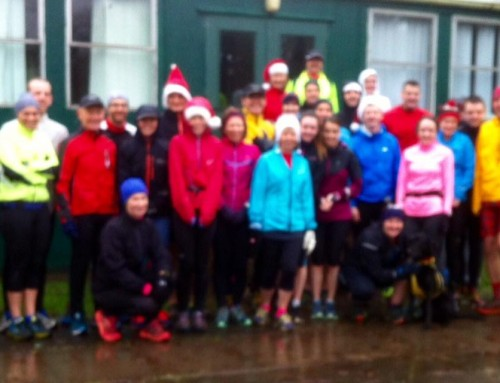 Boxing Day Social Run