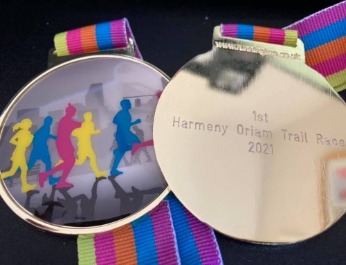 Oriam Trail Race Info and Start Lists
