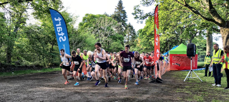 Rigg Race 2018 Results